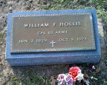 HOLLIS  (VETERAN), WILLIAM F. - Clay County, Arkansas | WILLIAM F. HOLLIS  (VETERAN) - Arkansas Gravestone Photos