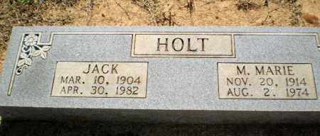 HOLT, JACK - Clay County, Arkansas | JACK HOLT - Arkansas Gravestone Photos
