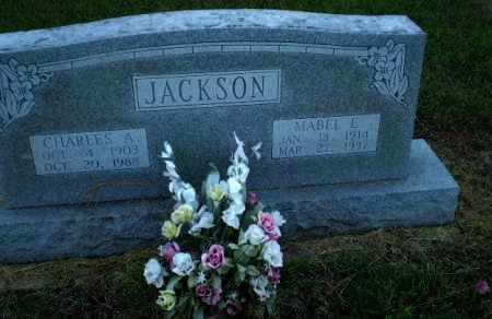 JACKSON, MABEL E - Clay County, Arkansas | MABEL E JACKSON - Arkansas Gravestone Photos