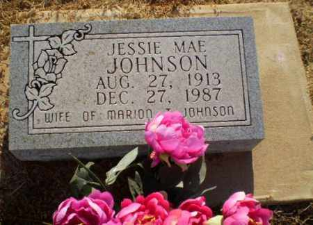 JOHNSON, JESSIE MAE - Clay County, Arkansas | JESSIE MAE JOHNSON - Arkansas Gravestone Photos