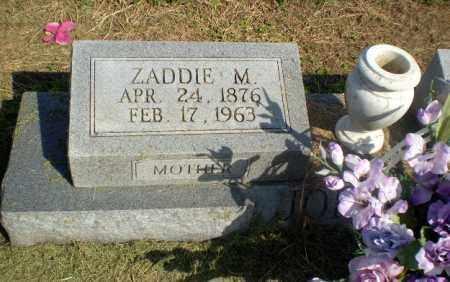 JOHNSON, ZADDIE M - Clay County, Arkansas | ZADDIE M JOHNSON - Arkansas Gravestone Photos