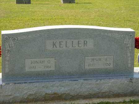 KELLER, JONAH OSCAR - Clay County, Arkansas | JONAH OSCAR KELLER - Arkansas Gravestone Photos