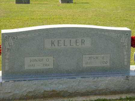 WADDLE KELLER, JEWIE ESTER - Clay County, Arkansas | JEWIE ESTER WADDLE KELLER - Arkansas Gravestone Photos