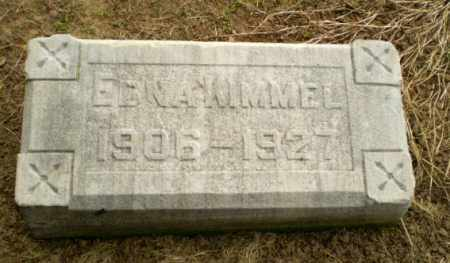 KIMMEL, EDNA - Clay County, Arkansas | EDNA KIMMEL - Arkansas Gravestone Photos
