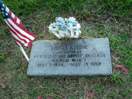 KISSEE (VETERAN WWI), HUGH - Clay County, Arkansas   HUGH KISSEE (VETERAN WWI) - Arkansas Gravestone Photos