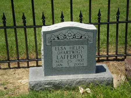 LAFFERTY, ELSA HELEN - Clay County, Arkansas | ELSA HELEN LAFFERTY - Arkansas Gravestone Photos