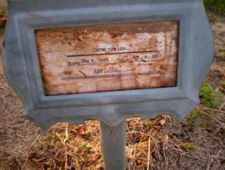 LIAU, HERNG SIAN - Clay County, Arkansas | HERNG SIAN LIAU - Arkansas Gravestone Photos