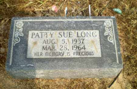 LONG, PATTY SUE - Clay County, Arkansas | PATTY SUE LONG - Arkansas Gravestone Photos