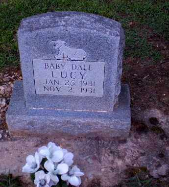 LUCY, DALE - Clay County, Arkansas | DALE LUCY - Arkansas Gravestone Photos