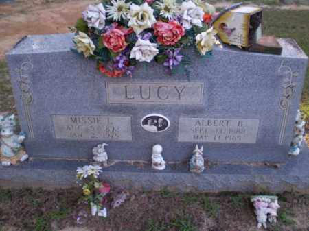 LUCY, ALBERT B - Clay County, Arkansas | ALBERT B LUCY - Arkansas Gravestone Photos