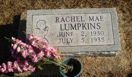 LUMPKINS, RACHEL MAE - Clay County, Arkansas | RACHEL MAE LUMPKINS - Arkansas Gravestone Photos