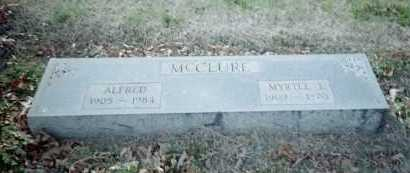 MCCLURE, MYRTLE IONA - Clay County, Arkansas | MYRTLE IONA MCCLURE - Arkansas Gravestone Photos