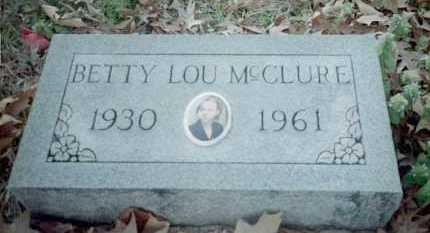 MCCLURE, BETTY LOU - Clay County, Arkansas | BETTY LOU MCCLURE - Arkansas Gravestone Photos