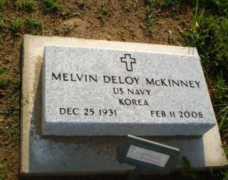 MCKINNEY  (VETERAN KOR), MELVIN - Clay County, Arkansas   MELVIN MCKINNEY  (VETERAN KOR) - Arkansas Gravestone Photos