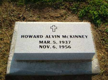 MCKINNEY, HOWARD ALVIN - Clay County, Arkansas | HOWARD ALVIN MCKINNEY - Arkansas Gravestone Photos