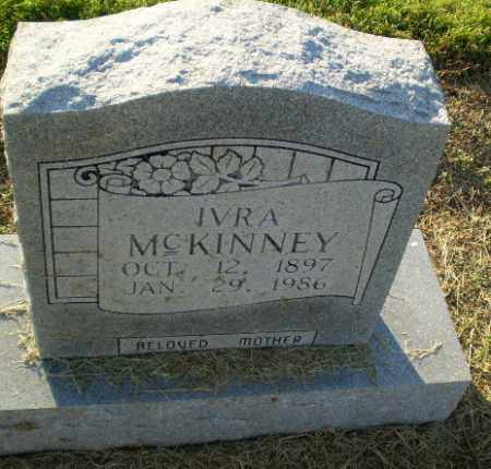 MCKINNEY, IVRA - Clay County, Arkansas | IVRA MCKINNEY - Arkansas Gravestone Photos