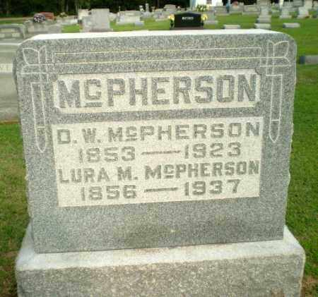MCPHERSON, D.W. - Clay County, Arkansas | D.W. MCPHERSON - Arkansas Gravestone Photos