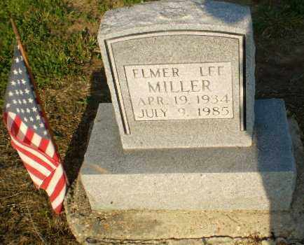 MILLER, ELMER LEE - Clay County, Arkansas | ELMER LEE MILLER - Arkansas Gravestone Photos