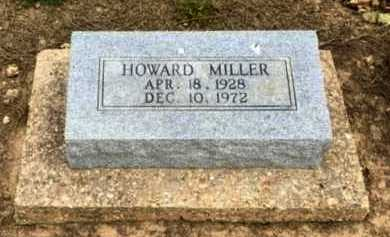 MILLER, HOWARD - Clay County, Arkansas   HOWARD MILLER - Arkansas Gravestone Photos