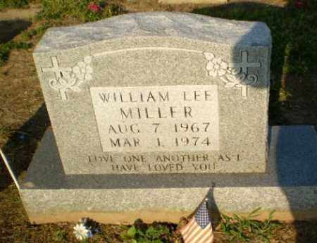 MILLER, WILLIAM LEE - Clay County, Arkansas | WILLIAM LEE MILLER - Arkansas Gravestone Photos