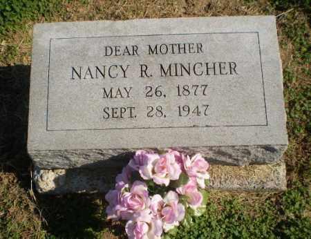 MINCHER, NANCY R - Clay County, Arkansas | NANCY R MINCHER - Arkansas Gravestone Photos