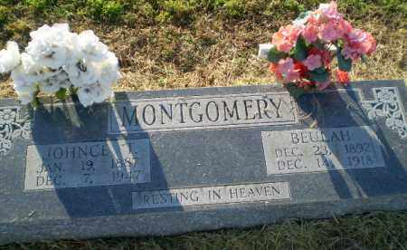 MONTGOMERY, BEULAH - Clay County, Arkansas | BEULAH MONTGOMERY - Arkansas Gravestone Photos