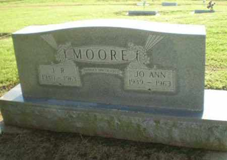 MOORE, J R - Clay County, Arkansas | J R MOORE - Arkansas Gravestone Photos