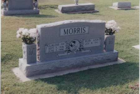 "MORRIS, CLAUDIE""JOE"" - Clay County, Arkansas 