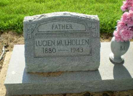 MULHOLLEN, LUCIEN - Clay County, Arkansas | LUCIEN MULHOLLEN - Arkansas Gravestone Photos