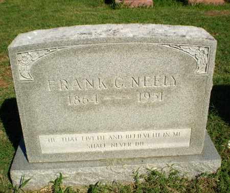 NEELY, FRANK C - Clay County, Arkansas | FRANK C NEELY - Arkansas Gravestone Photos