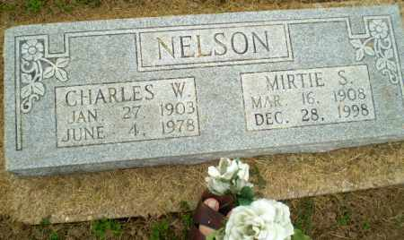 NELSON, MIRTIE S - Clay County, Arkansas | MIRTIE S NELSON - Arkansas Gravestone Photos