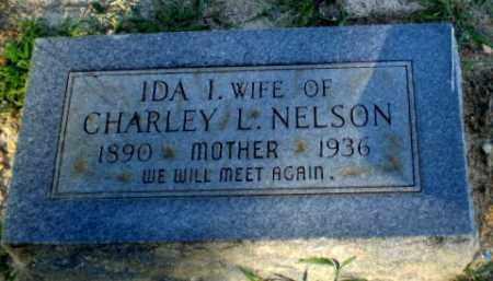NELSON, IDA J - Clay County, Arkansas | IDA J NELSON - Arkansas Gravestone Photos