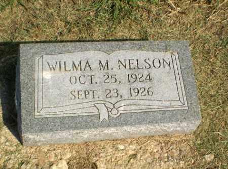 NELSON, WILMA M - Clay County, Arkansas | WILMA M NELSON - Arkansas Gravestone Photos