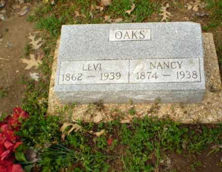 OAKS, NANCY - Clay County, Arkansas | NANCY OAKS - Arkansas Gravestone Photos
