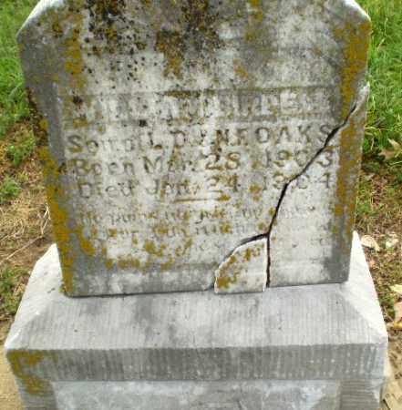 OAKS, WILLIAM - Clay County, Arkansas   WILLIAM OAKS - Arkansas Gravestone Photos