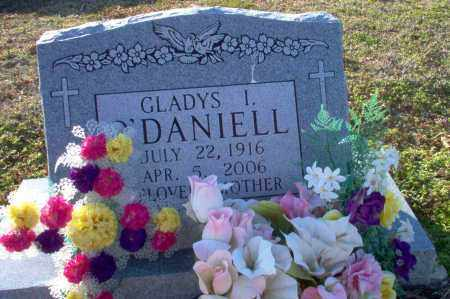 O'DANIELL, GLADYS I. - Clay County, Arkansas | GLADYS I. O'DANIELL - Arkansas Gravestone Photos