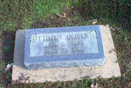 OLIVER, ETHEL L. - Clay County, Arkansas | ETHEL L. OLIVER - Arkansas Gravestone Photos