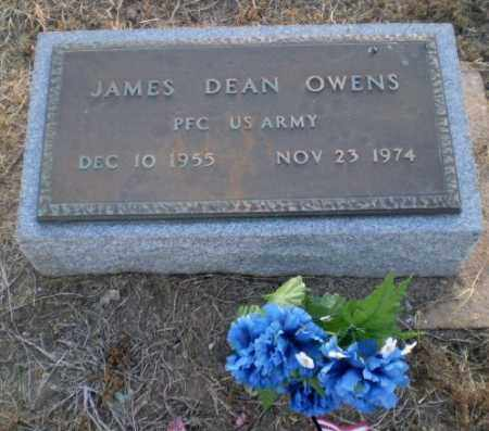 OWENS  (VETERAN), JAMES DEAN - Clay County, Arkansas | JAMES DEAN OWENS  (VETERAN) - Arkansas Gravestone Photos