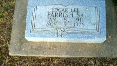 PARISH, EDGAR LEE - Clay County, Arkansas | EDGAR LEE PARISH - Arkansas Gravestone Photos