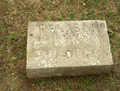 PEARSON, REBEKAH - Clay County, Arkansas | REBEKAH PEARSON - Arkansas Gravestone Photos