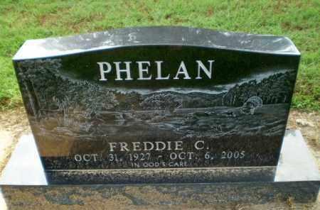 PHELAN, FREDDIE C - Clay County, Arkansas | FREDDIE C PHELAN - Arkansas Gravestone Photos