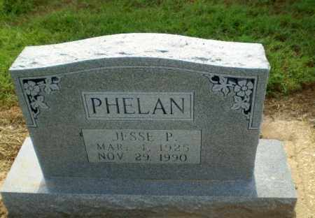 PHELAN, JESSE P - Clay County, Arkansas | JESSE P PHELAN - Arkansas Gravestone Photos
