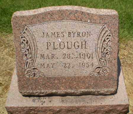 PLOUGH, JAMES BYRON - Clay County, Arkansas | JAMES BYRON PLOUGH - Arkansas Gravestone Photos