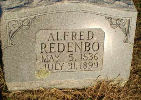 REDENBO, ALFRED - Clay County, Arkansas | ALFRED REDENBO - Arkansas Gravestone Photos