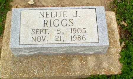 RIGGS, NELLIE - Clay County, Arkansas | NELLIE RIGGS - Arkansas Gravestone Photos