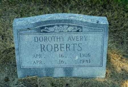 ROBERTS, DOROTHY - Clay County, Arkansas | DOROTHY ROBERTS - Arkansas Gravestone Photos