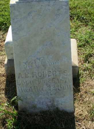 ROBERTS, MAY - Clay County, Arkansas | MAY ROBERTS - Arkansas Gravestone Photos