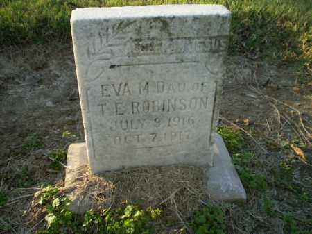 ROBINSON, EVA - Clay County, Arkansas | EVA ROBINSON - Arkansas Gravestone Photos