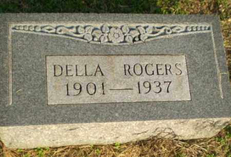 ROGERS, DELLA - Clay County, Arkansas | DELLA ROGERS - Arkansas Gravestone Photos
