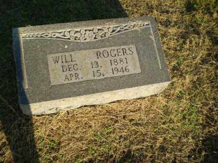 ROGERS, WILL - Clay County, Arkansas | WILL ROGERS - Arkansas Gravestone Photos